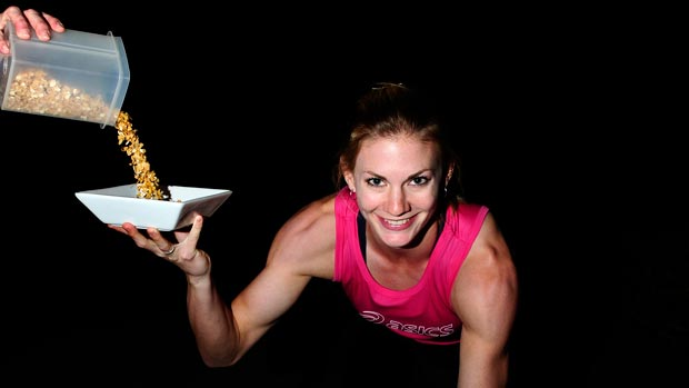 What do the world's best athletes eat to stay on top of their game?