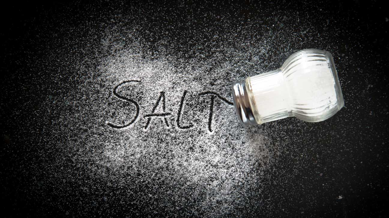 Is Salt Actually Bad For You