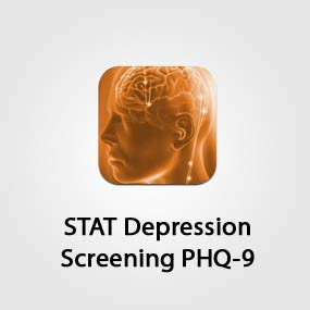 STAT Depression Screening PHQ-9
