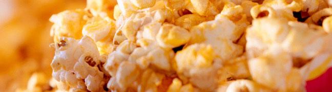 Processed Foods Popcorn