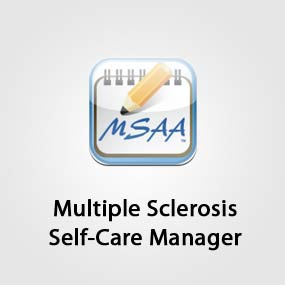 MSAA -- Multiple Sclerosis Self-Care Manager