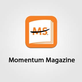 Momentum Magazine by the National MS Society