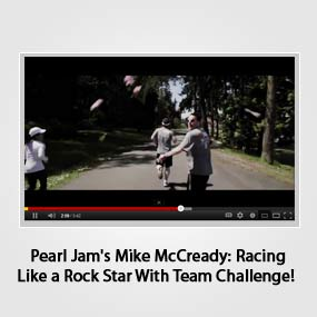 Pearl Jam's Mike McCready: Racing Like a Rock Star With Team Challenge!