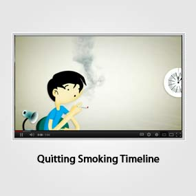 Quitting Smoking Timeline