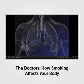 The Doctors: How Smoking Affects Your Body
