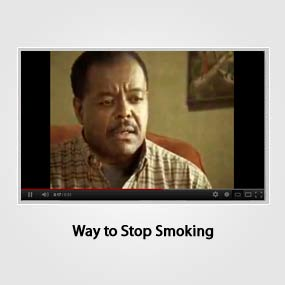 Way to Stop Smoking