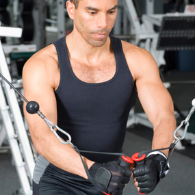 machine workouts for chest