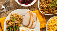 Stuffing is for Turkeys: How to Cut Back at Big Family Meals