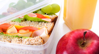 Easy Back to School Lunches: Helping Kids Avoid the Cafeteria