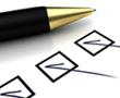 Before you go checklist