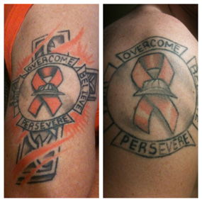 Multiple Sclerosis Tattoo Ideas