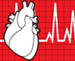 heart and heart beat illusration