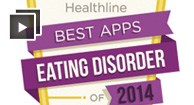 Healthline's best eating disorder apps
