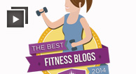 best fitness blogs of the year