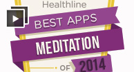 logo best meditation apps of 2014
