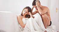 Multiple sclerosis sexual dysfunction when