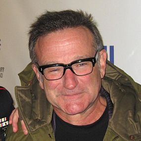 Robin Williams is a celebrity with heart disease