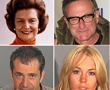 Famous Faces of Alcoholism
