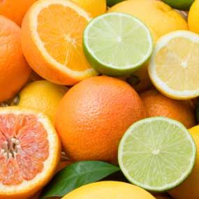 Oranges, Limes, and Lemons