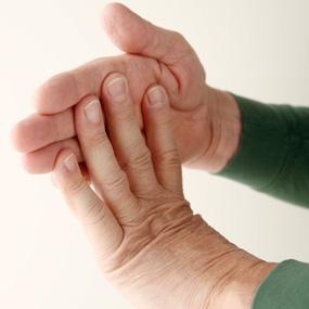 Movimiento reducido por la Artritis Psoriasica