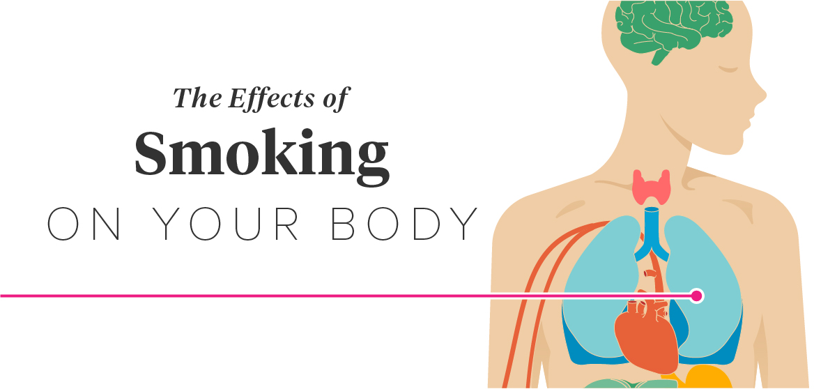 the ill effects of smoking 9)smoking causes disease and is a slow way to die the strain of smoking effects on the body often causes years of suffering emphysema is an illness that slowly rots your lungs.