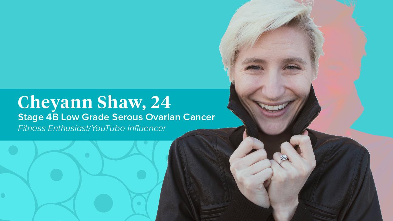Cheyann Shaw, 24