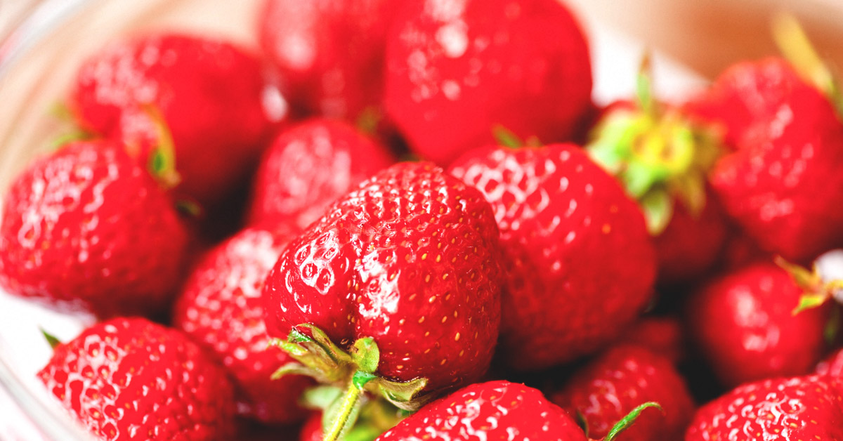 Strawberry Allergy Symptoms Management And More
