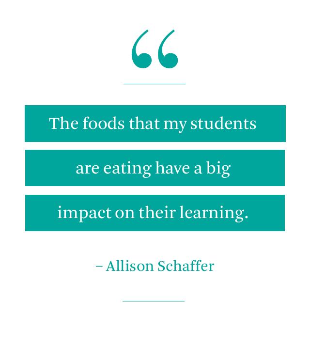 Allison Schaefer quote