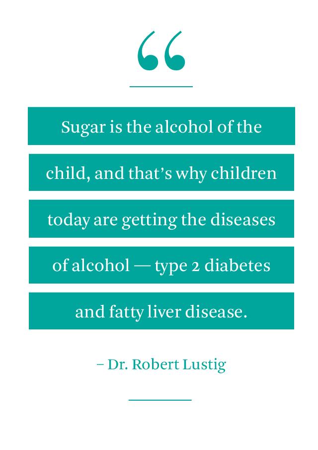 Dr. Robert Lustig Quote
