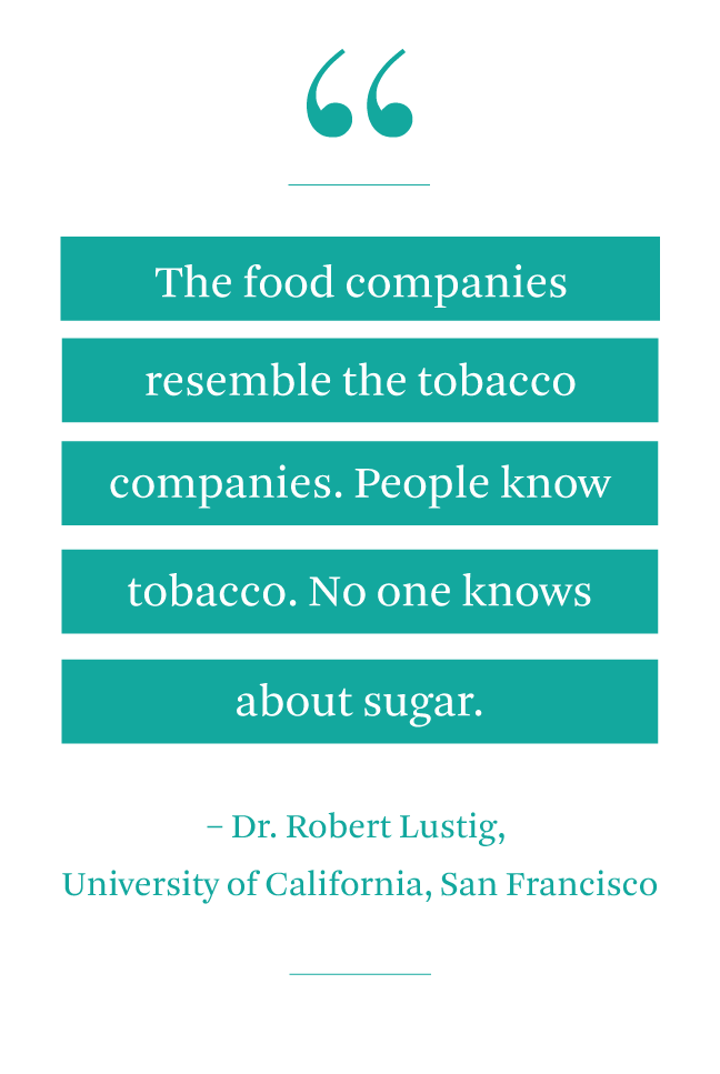 Dr. Robert Lustig Quote