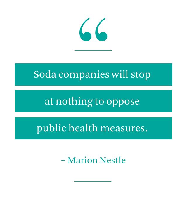 soda companies