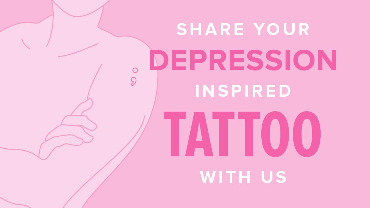 inspiring depression tattoos