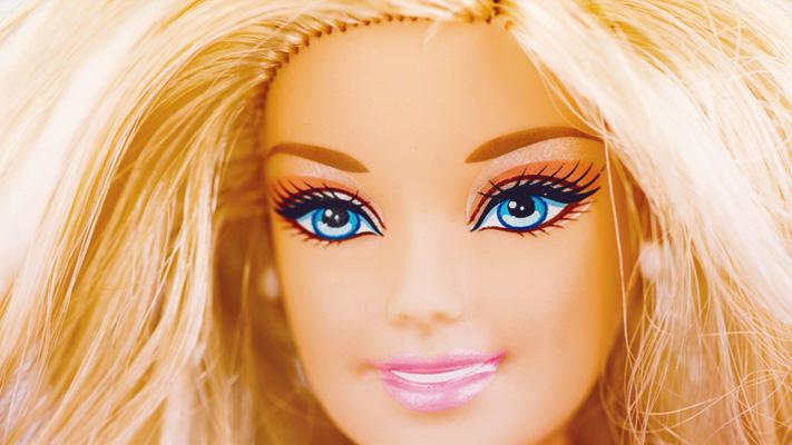 new barbie body