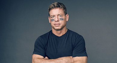 Super Bowl QB Troy Aikman Discusses Melanoma, Concussions