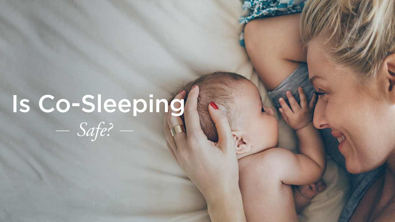 Co-Sleeping with Baby