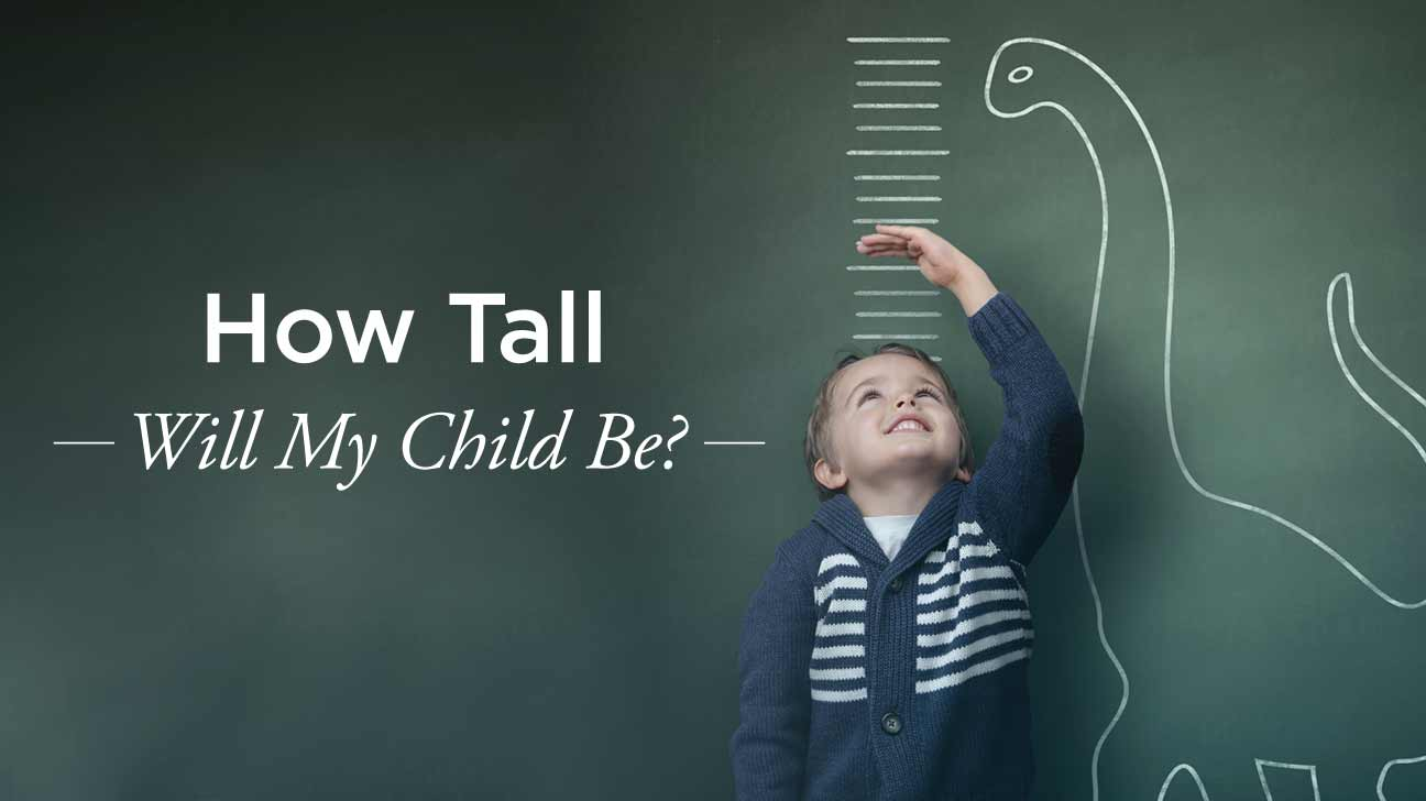 How tall will my child be predicting height what factors affect a childs growth nvjuhfo Gallery
