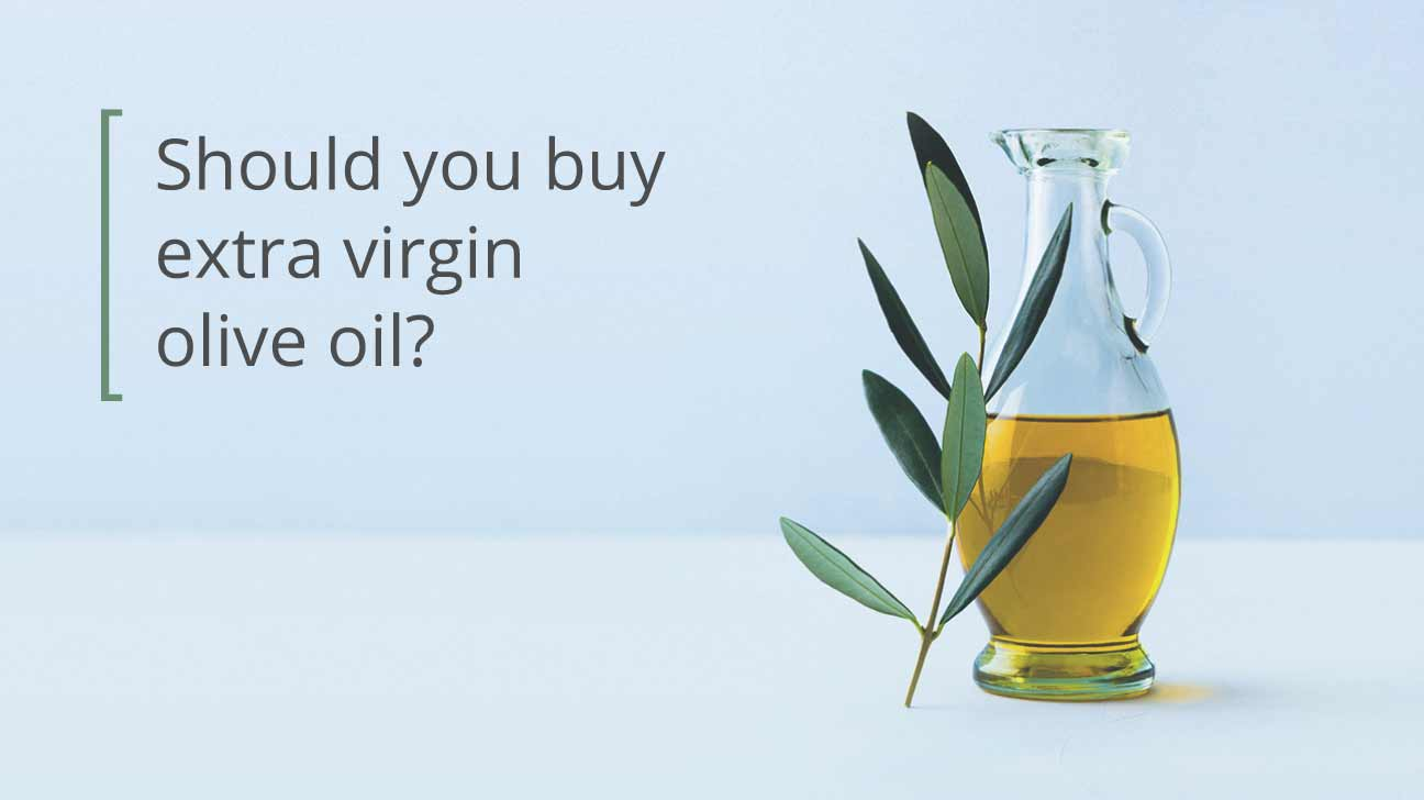 Olive oil, extra virgin