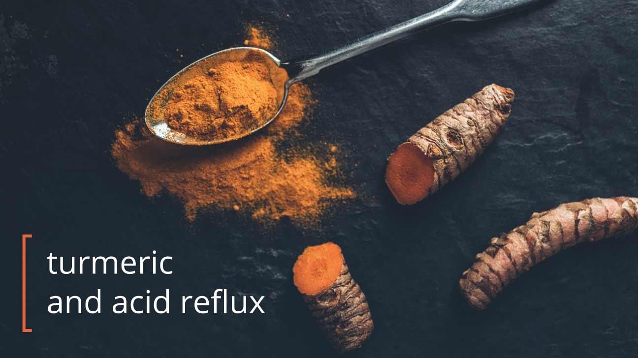 turmeric acid reflux