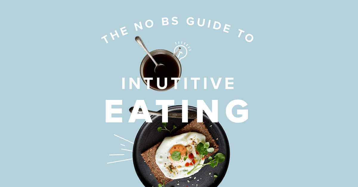 The No BS Guide to Holistic, Healthier Eating