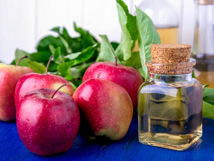 Apple Cider Vinegar for Moles