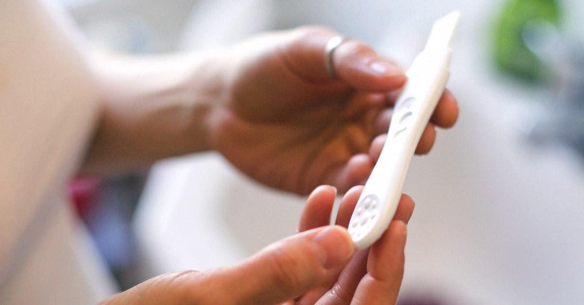 Evaporation Line Pregnancy Test: Positive or Negative?