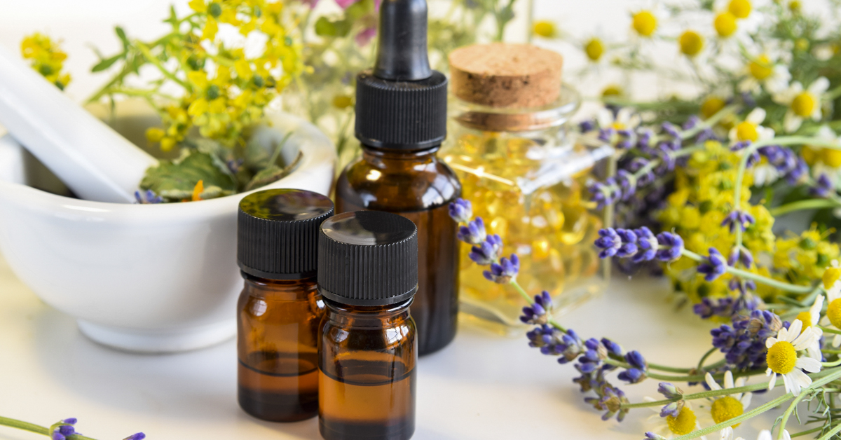 10 essential oils for adhd