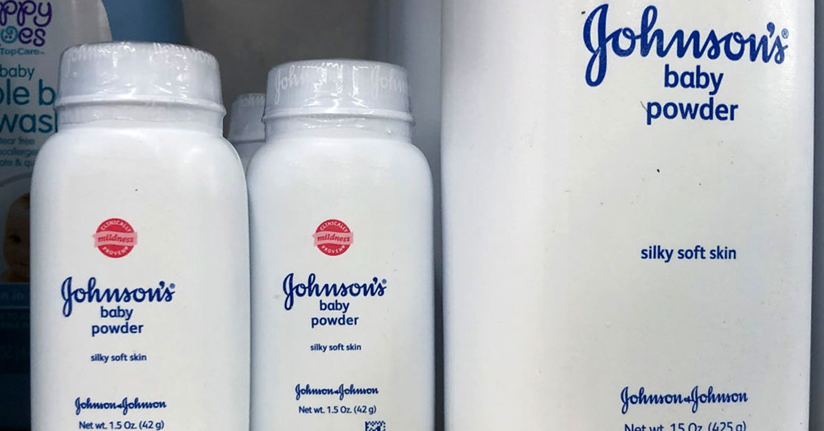 Baby Powder And Cancer