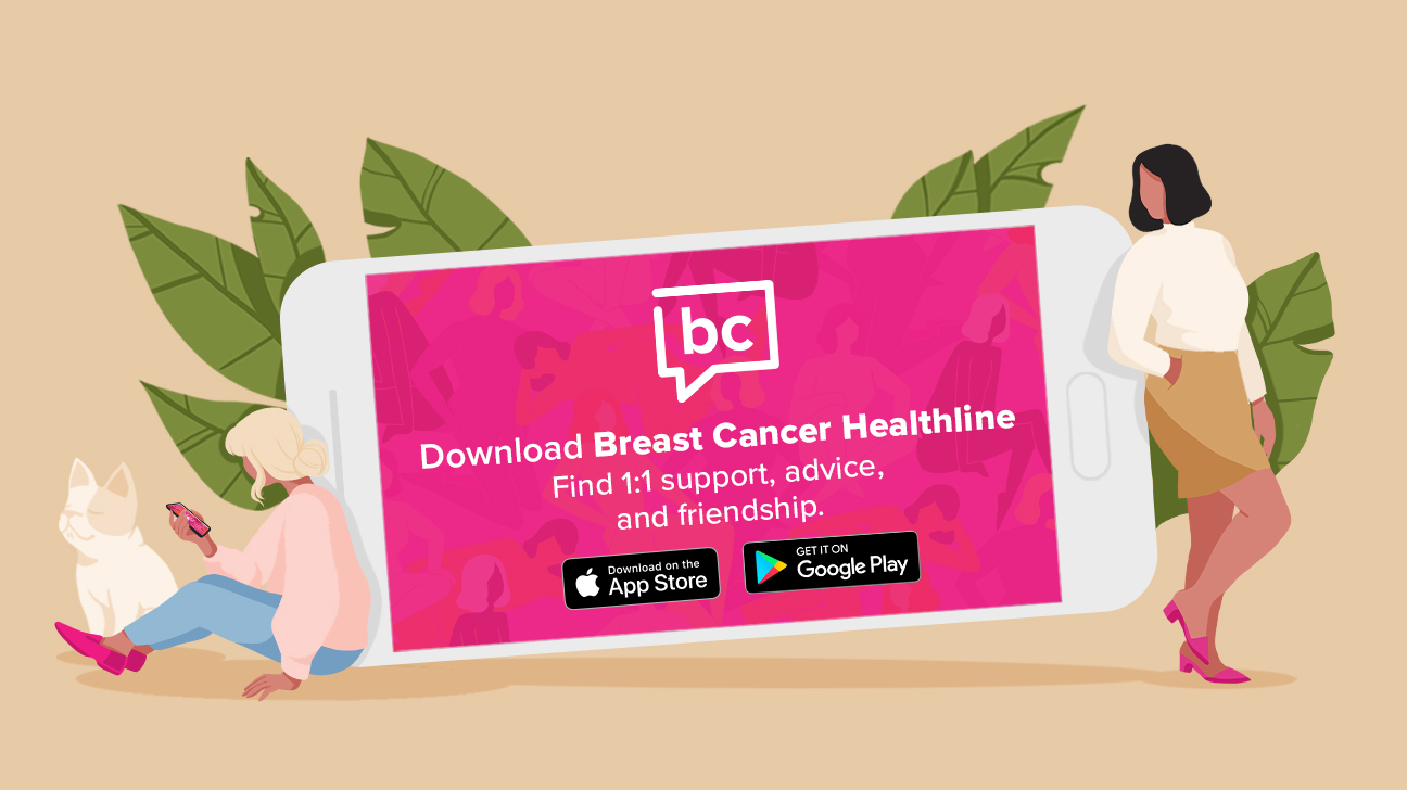 New Breast Cancer App Offers Community and Conversation