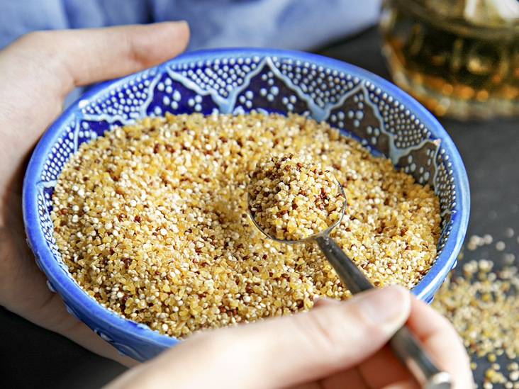 Quinoa And Diabetes Benefits Blood Sugar And More