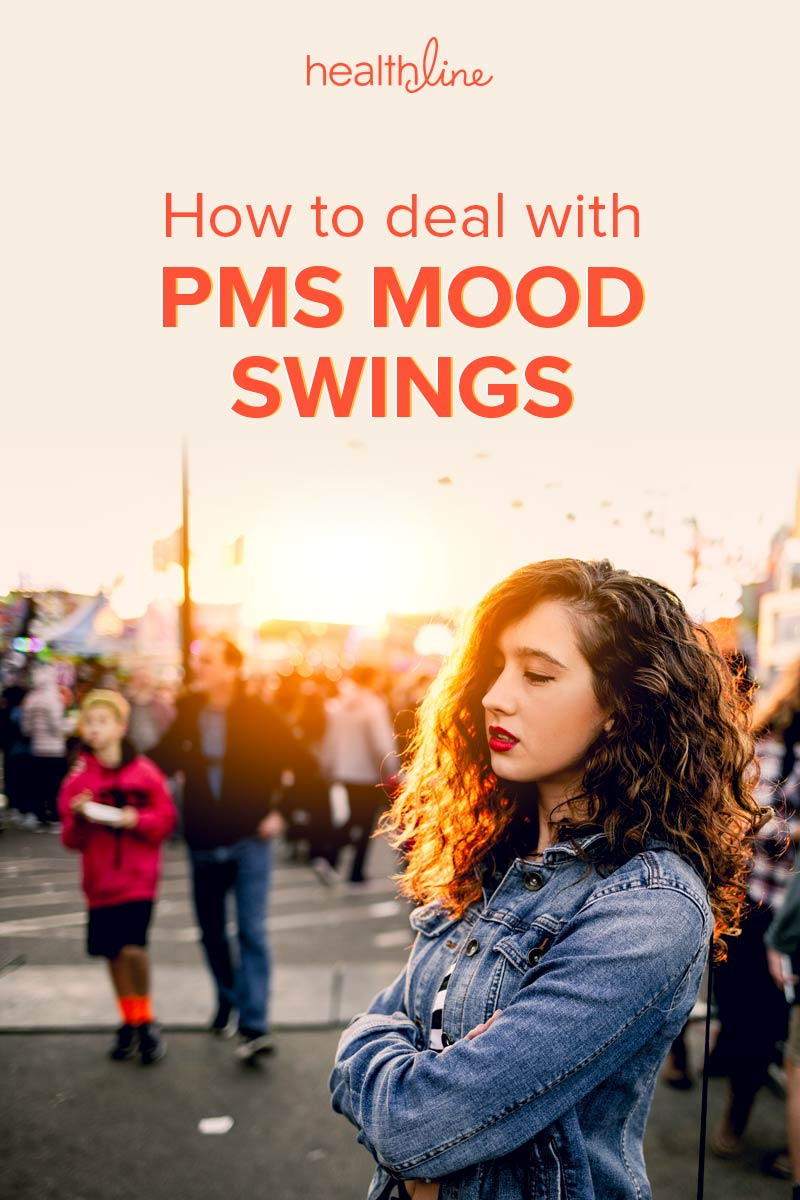 Terrible pms mood swings