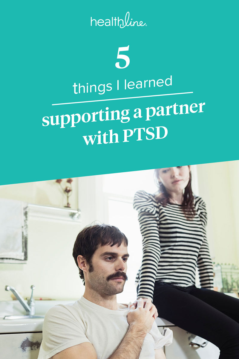 dating someone with ptsd and depression