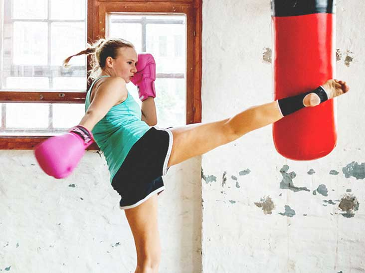 5 Fat-Burning Exercises That Won't Kill Your Knees