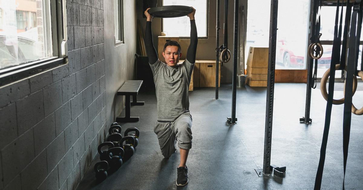Slim gym rig pure strength