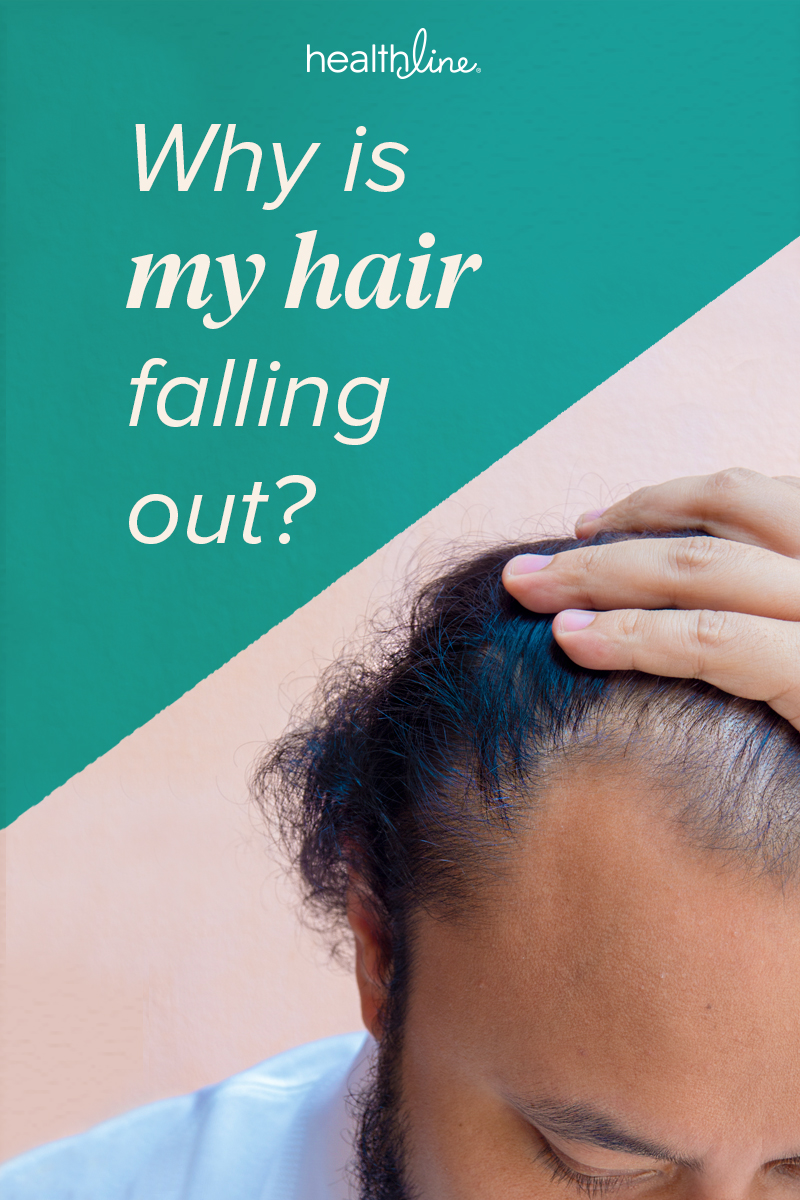 What to do when the hair falls out